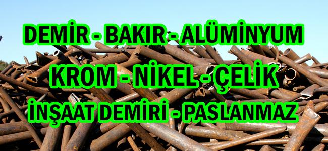 Bakırköy hurdacı çelik geri dönüşümüne verdiği önem ile adını duyurdu.